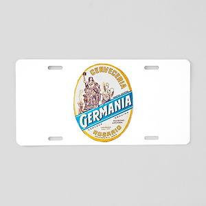 Argentina Beer Label 3 Aluminum License Plate