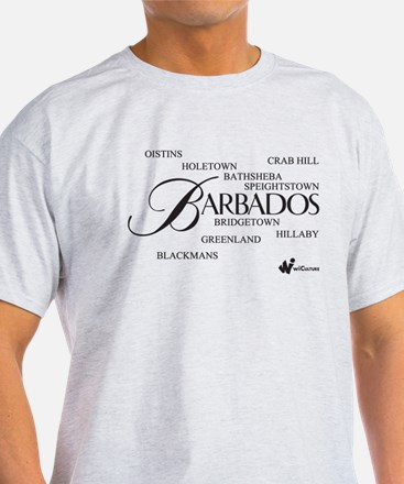 Barbados Cities T-Shirt