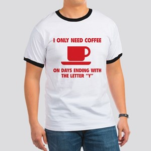 Coffee Ringer T