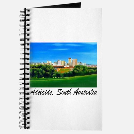 Adelaide City Skyline Journal