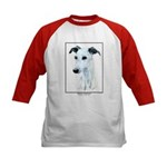 W Whippet Open Edition Kids Baseball Jersey
