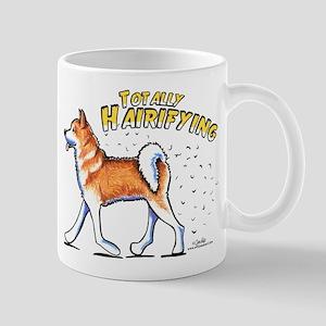 Akita Hairifying Mug