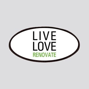 Live Love Renovate Patches