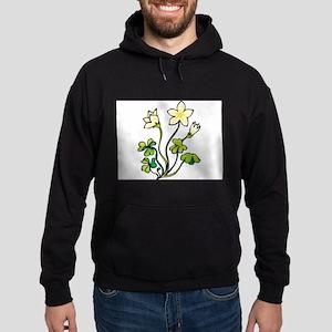 Flower Hoodie (dark)