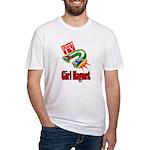 Girl Magnet Kids Shirt Fitted T-Shirt