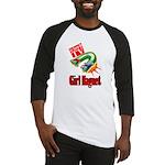 Girl Magnet Kids Shirt Baseball Jersey