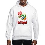 Girl Magnet Kids Shirt Hooded Sweatshirt
