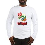 Girl Magnet Kids Shirt Long Sleeve T-Shirt