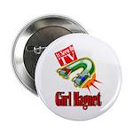 Girl Magnet Kids Shirt Button