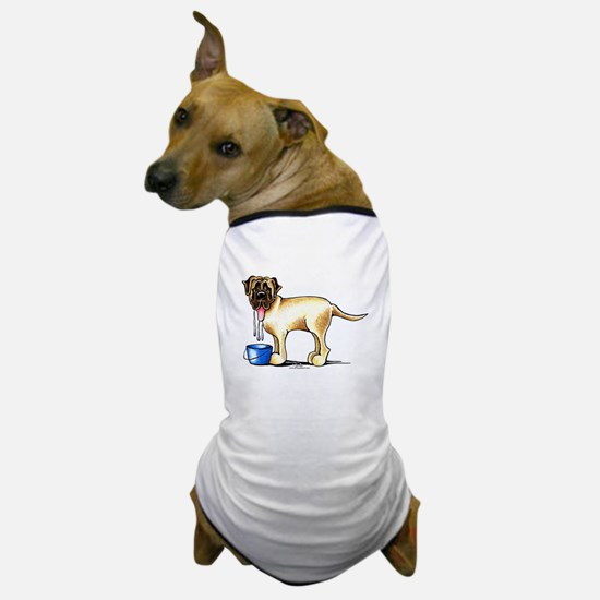 Mastiff Drool Dog T-Shirt