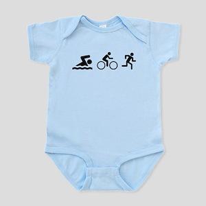 Triathlon Infant Bodysuit
