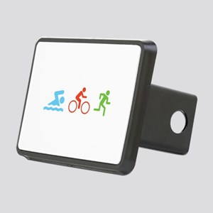 Triathlon Rectangular Hitch Cover