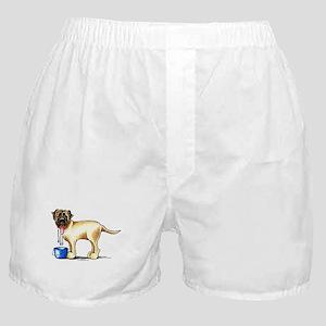 Mastiff Drool Boxer Shorts