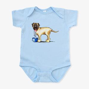 Mastiff Drool Infant Bodysuit