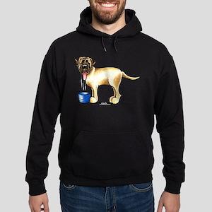 Mastiff Drool Hoodie (dark)