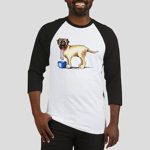 Mastiff Drool Baseball Jersey