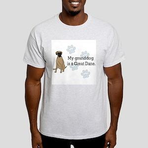 Granddog Fawn Great Dane Light T-Shirt