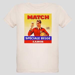 Belgium Beer Label 9 Organic Kids T-Shirt