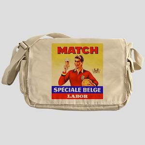 Belgium Beer Label 9 Messenger Bag