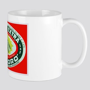 Brazil Beer Label 2 Mug