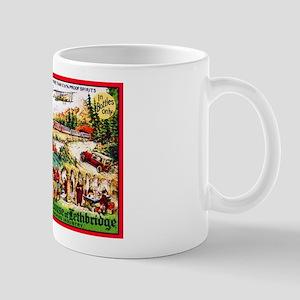 Canada Beer Label 15 Mug