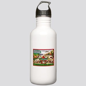 Canada Beer Label 15 Stainless Water Bottle 1.0L