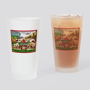 Canada Beer Label 15 Drinking Glass