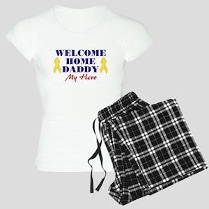 welcome daddy hero Women's Light Pajamas