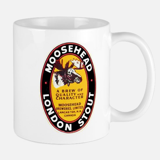 Canada Beer Label 9 Mug
