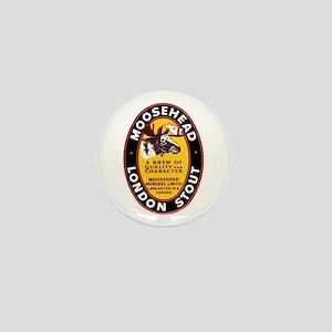 Canada Beer Label 9 Mini Button