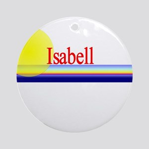 Isabell Ornament (Round)