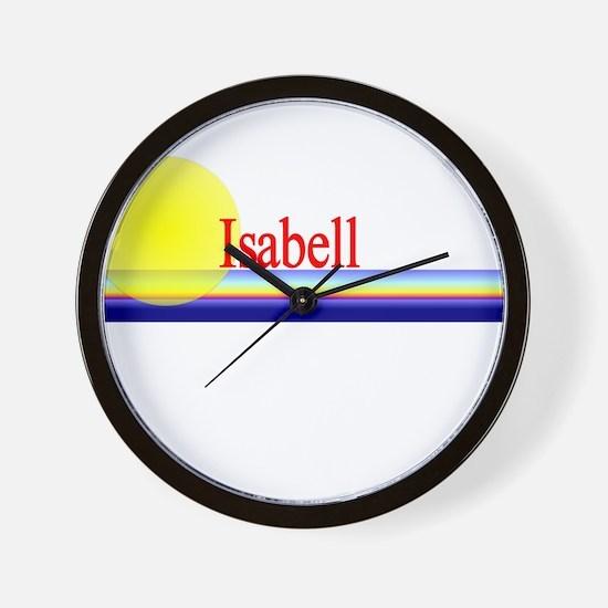 Isabell Wall Clock