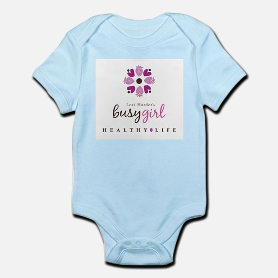 Lori Harder's Busy Girl Healthy Life Infant Bodysu
