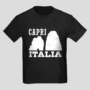 Capri Italia Kids Dark T-Shirt