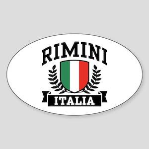 Rimini Italia Sticker (Oval)