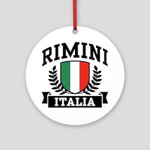 Rimini Italia Ornament (Round)