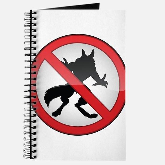 No Werewolves Journal