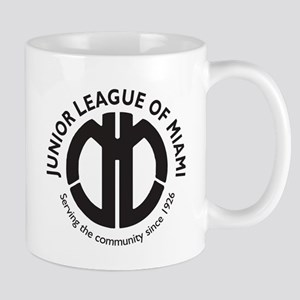 JLM Logo Circular Black and White Mug