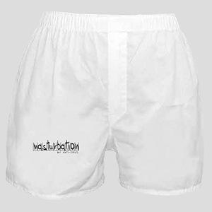 Masturbation - My Anti-Drug Boxer Shorts