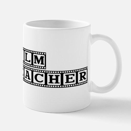 Film Teacher Mug