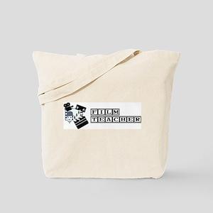 Film Teacher Tote Bag