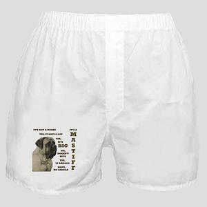 Mastiff FAQ Boxer Shorts