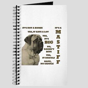 Mastiff FAQ Journal