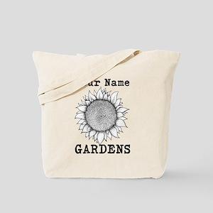Custom Garden Tote Bag