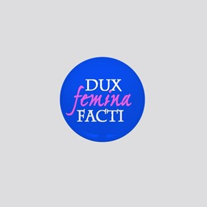 dux femina facti Mini Button