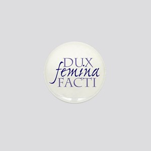 dux femina facti 2 Mini Button (100 pack)