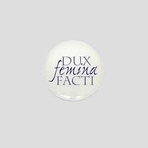 dux femina facti 2 Mini Button (100 pack)