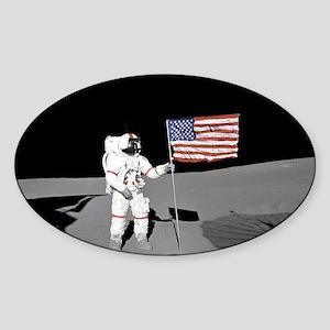 RightPix Moon D1 Sticker (Oval)