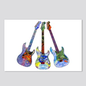 Wild Guitar Postcards (Package of 8)