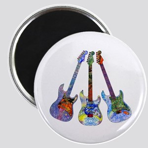 Wild Guitar Magnet